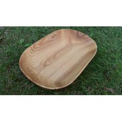 Uosio medienos lėkštė 1