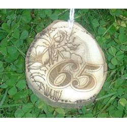 Gimtadienio medalis 65