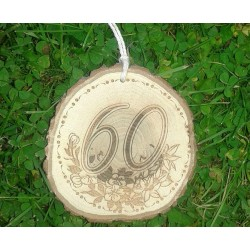Gimtadienio medalis 60