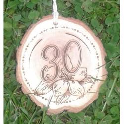 Gimtadienio medalis 30