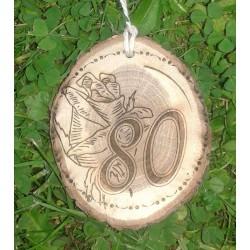 Gimtadienio medalis 80