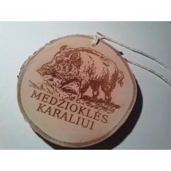 Medaliai medžiotojams